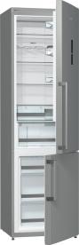 Gorenje kombinált hűtőszekrény NRK6202TX (Facelift)
