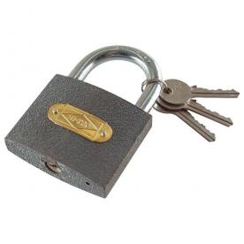 Extol Craft vaslakat 63 mm, 3 kulccsal (77040)