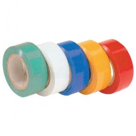 Szigetelő szalag készlet 5 db, színes (62715)