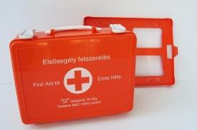 Elsősegély felszerelés II. típus (9994)