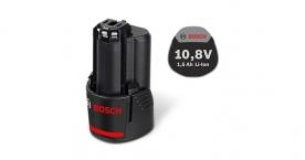 Bosch 10,8 V/1,5 Ah-s akku Professional (1.600.Z00.02W)