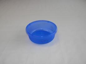 Mércés kék műanyagtál 1 l