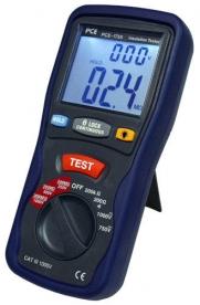 PCE-IT55 szigetelésvizsgáló