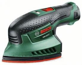 Bosch PSM 10,8 LI Akkus rezgőcsiszoló (0603976923)