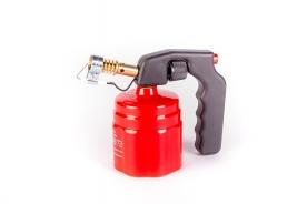 Oxyturbo Oxylaser gáz forrasztólámpa, műanyagházas piezo