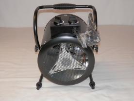 IgneoE hőlégbefúvó elektromos 1,5-3 kW