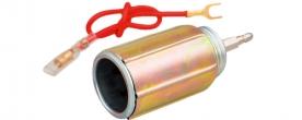 SAL beépíthető szivargyújtó aljzat (90212)