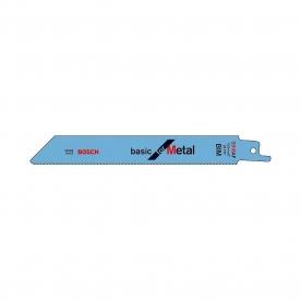 Bosch szablyafűrészlap fémhez S 918 AF, Basic for Metal 5 db (2608651780)