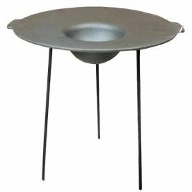 Öntöttvas sütőtárcsa, mély (10484)