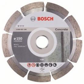 Bosch Standard for concrete gyémánt darabolótárcsa Beton, 150-22,23 (2608602198)