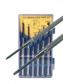 SMA műszerész csavarhúzó készlet, 6 db (CSH 1)