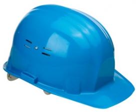 Opus szellőztetett védősisak, kék (65101)