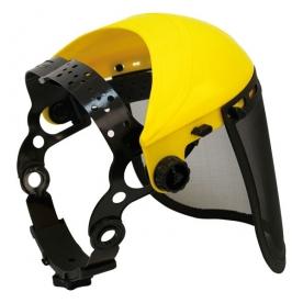 Extol arcvédő pajzs, dróthálós (84525)
