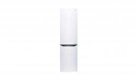 LG kombinált alulfagyasztós hűtőszekrény (GBB59SWJZS)