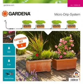 Gardena bővítő készlet cserepes növényekhez XL méret  (13006-20)