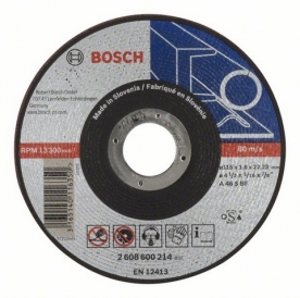 Bosch Expert For Metal darabolótárcsa egyenes, AS 46 S BF, 115 mm (2608600214)