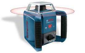 Bosch GRL 400 H kültéri forgólézer állvánnyal (061599403U)