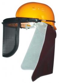 Tarkóvédő, sisakra szerelhető (GAN65170)