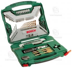 Bosch X-Line 100 részes tartozékszett