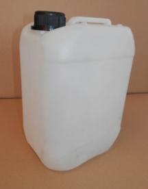 Műanyag kanna 5 L/36 Euro könnyített (10439)