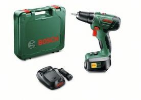 Bosch PSR Expert LI-2 Exkluzív akkus fúrócsavarozó (06039A3108)