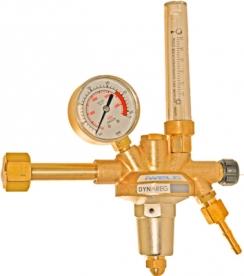 Iweld Dynareg Argon rotaméteres palack nyomáscsökkentő 230/ 30l/perc