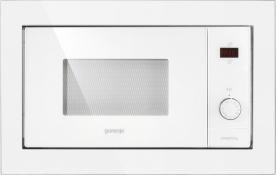Gorenje Simplicity beépíthető mikrohullámú sütő + grill BM6240SY2W
