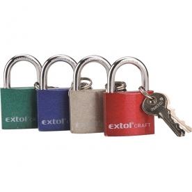 Extol Craft vaslakat 38 mm, 3 kulccsal (77020)