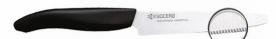 Kyocera szeletelő kerámia kés recés 12,5 cm (FK-125WH)