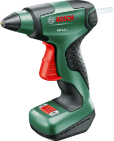 Bosch PKP 3,6 LI akkus ragasztópisztoly (0.603.264.620)