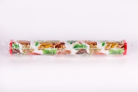 Perforált frissentartó fólia vékony Rollbox 100 db fűszer mintás