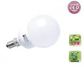 LL 1.9/14M Home LED fényforrás, labda 2900 K, 90 lm
