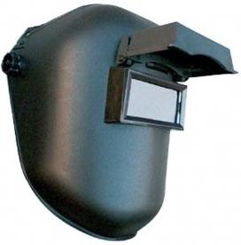 Hegesztő fejpajzs, felhajtható üveggel (MSC000199)
