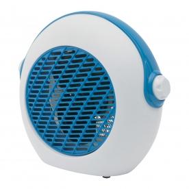 Home hordozható ventilátoros fűtőtest, kék (FK 37/BL)