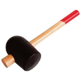 Extol Craft gumikalapács fa nyéllel, 90 mm (2625)