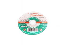 Vágókorong fémre metal/inox 115x1,0 Luga