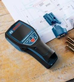Bosch D-tect 120 falszkenner akkumulátor nélkül (0601081300)