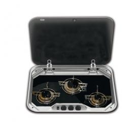 Dometic beépíthető gázfőzőlap PI8023GL, PG-gáz üzemű