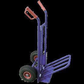Malomkocsi lenyitható platós (10498)