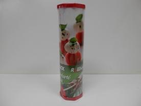 Frissentartó fólia vágókéssel vastag Rollbox 270 m mozzarella mintás