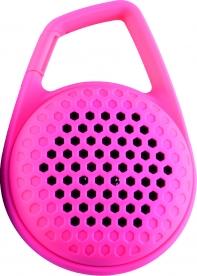 SAL hordozható multimédia hangszóró, pink (BT 600/PI)