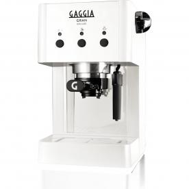 Gaggia Gran Style karos kávéfőző fehér