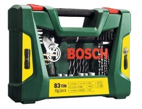 Bosch V-Line készlet 83 részes (2607017193)