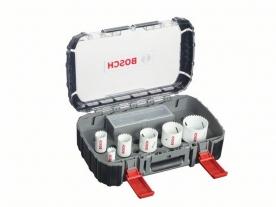 Bosch 9 részes Progressor villanyszerelő körkivágó készlet (65 mm) (2.608.580.874)