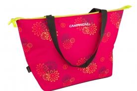 Campingaz Pink Daisy Shopping 15 hűtőtáska