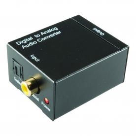 Home digitális-analóg audió átalakító