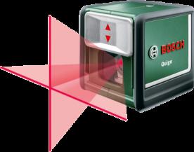 Bosch Quigo II keresztvonalas lézer (0603663220)