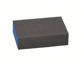 Bosch Best for Flat & Edge csiszoló szivacs , 68x97x27 - közepes finomságú (2608608225)