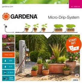 Gardena induló automata öntöző készlet cserepes növényekhez M méret  (13002-20)