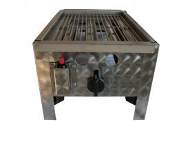 BGT-1 egyégős asztali grillező készülék, földgáz üzemű